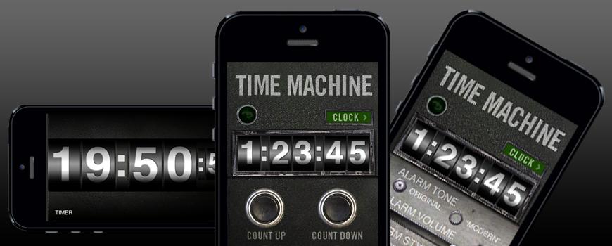 time travel machine app