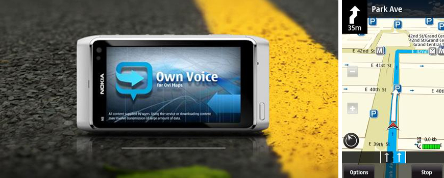 Own Voice App